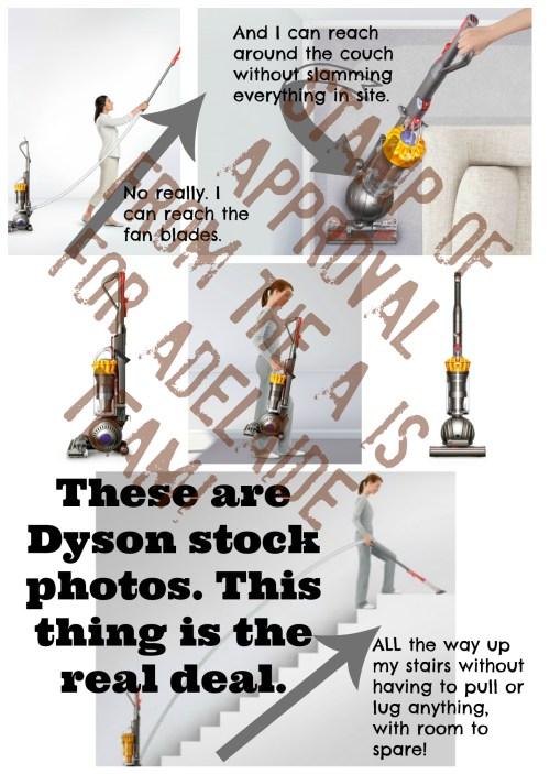 #Aisforadelaide #dyson #dc40 stock photos
