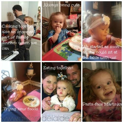#aisforadelaide #familydinner #healthykids