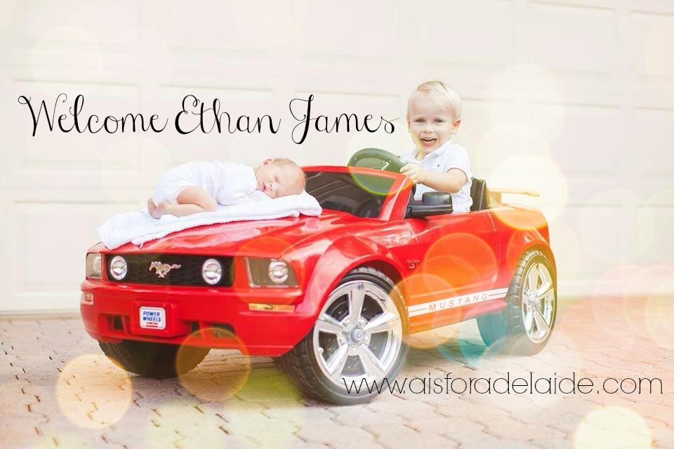 #aisforadelaide #nephew #ethanjames