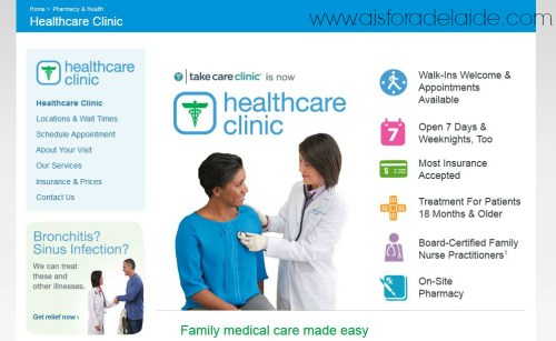 Family Medical Care Made Easy #HealthcareClinicPhiladelphia #shop #cbias #walgreens #healthcareclinic #aisforadelaide