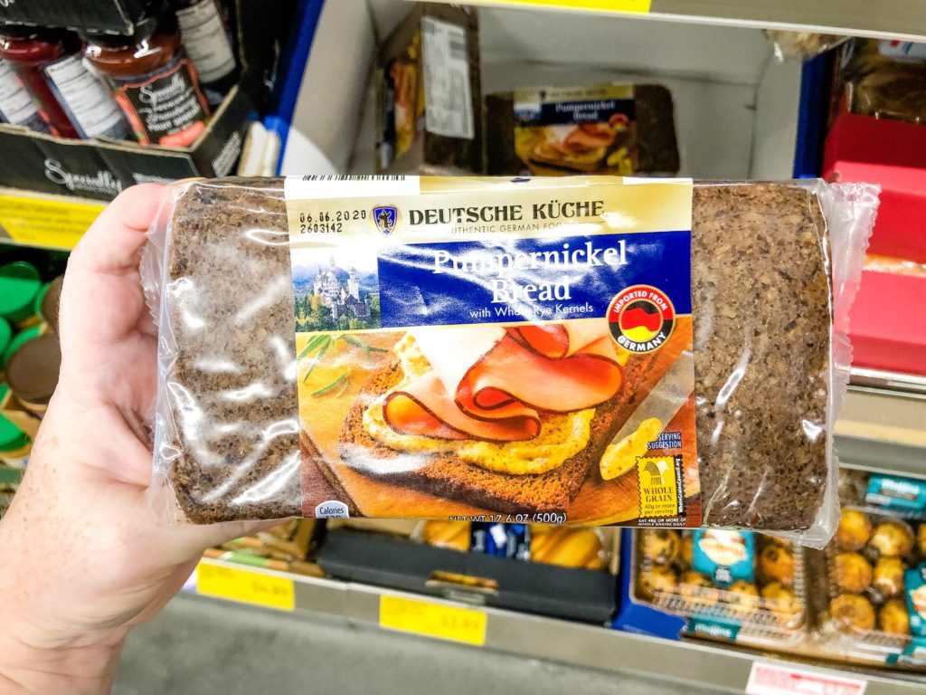 Deutsche Kuche Soup Deutsche Kuche - Aldi German Food | Aisle Of Shame