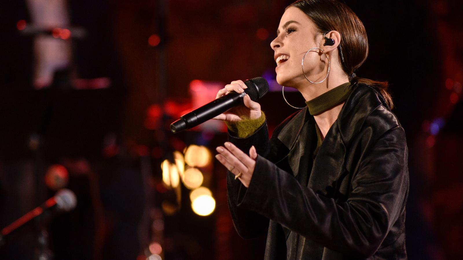 "Lenas Sofa Sing Meinen Song 2017: Lena Meyer-landrut Singt ""if I Wasn"