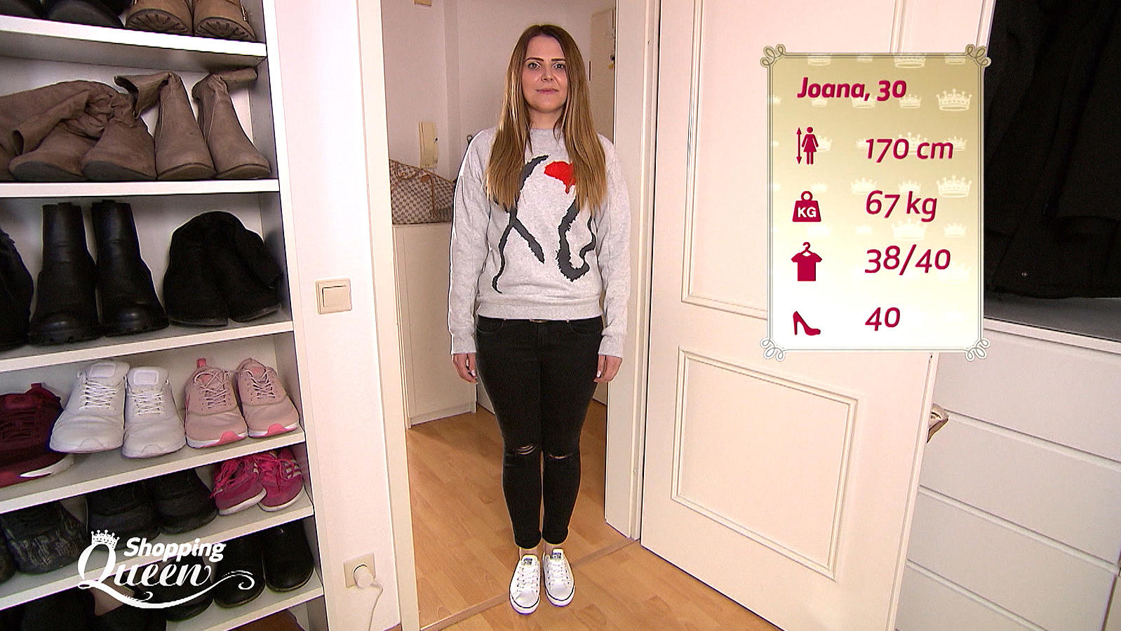 Shoppen In Hannover Shopping Queen Joana Aus Hannover Im Style Check