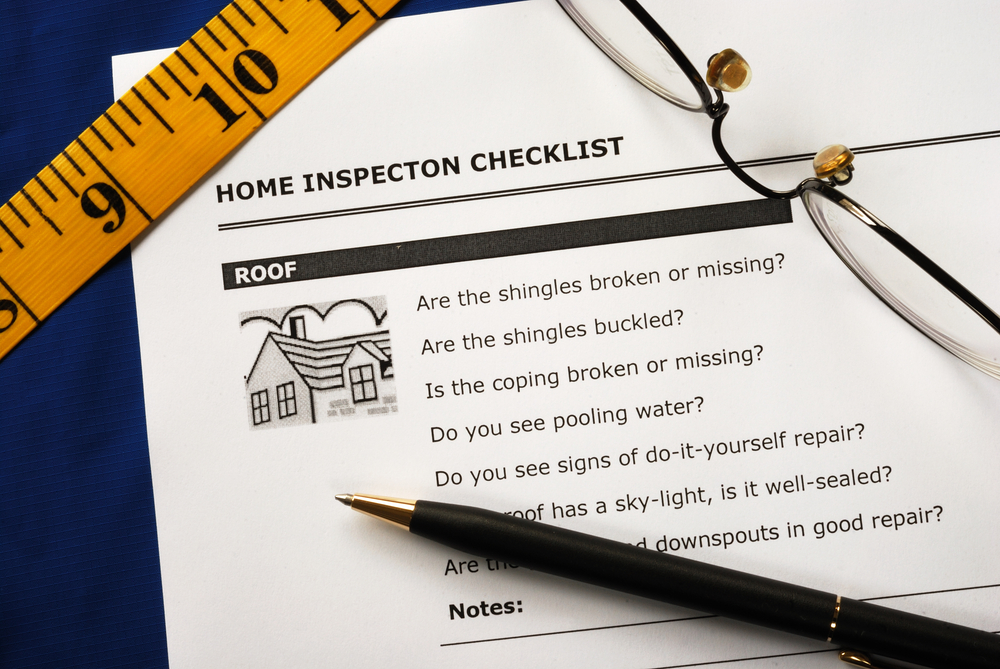 Home Inspection Checklist - All In The Family Home Inspections