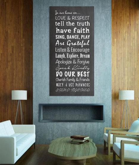 Printable Family Wall Art aiwsolutions