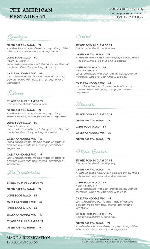 ms word menu - Idealvistalist - microsoft office menu templates