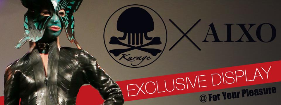 Kurage x AIXO collaboration