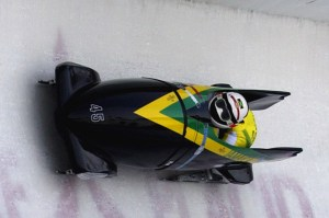 Jamaican Bobsled single