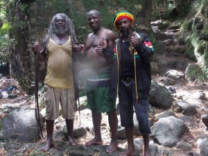 Rasta Steve, Maxie, Fire Lion