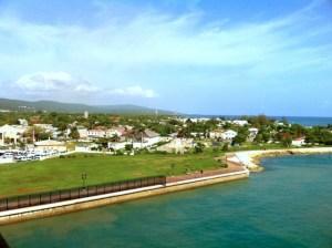 Falmouth Jamaica Cruise Port