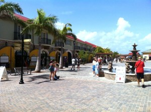 Falmouth Jamaica Cruise Port Shopping