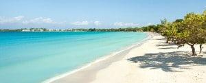 World Famous Negril Beach, Negril Jamaica
