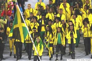 Why 1000's of Jamaicans Celebrated in Rio de Janeiro Olympics