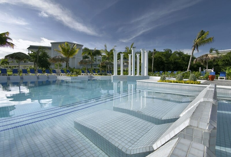 Grand Palladium Resorts & Spa, one of the most beautiful Montego Bay resorts