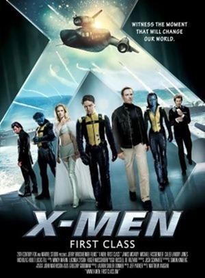 X-Men First