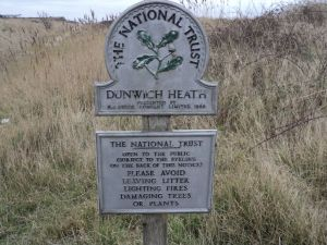 Welcome to Dunwich Heath
