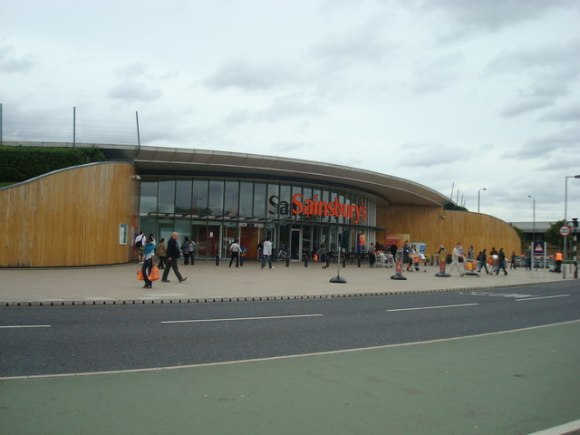Sainsbury's supermarket, Greenwich