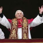 Ratzinger is Pope Benedict XVI