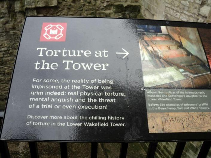 Torture at the Tower