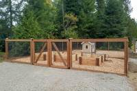 Outdoor Dog Fences And Gates - Outdoor Ideas