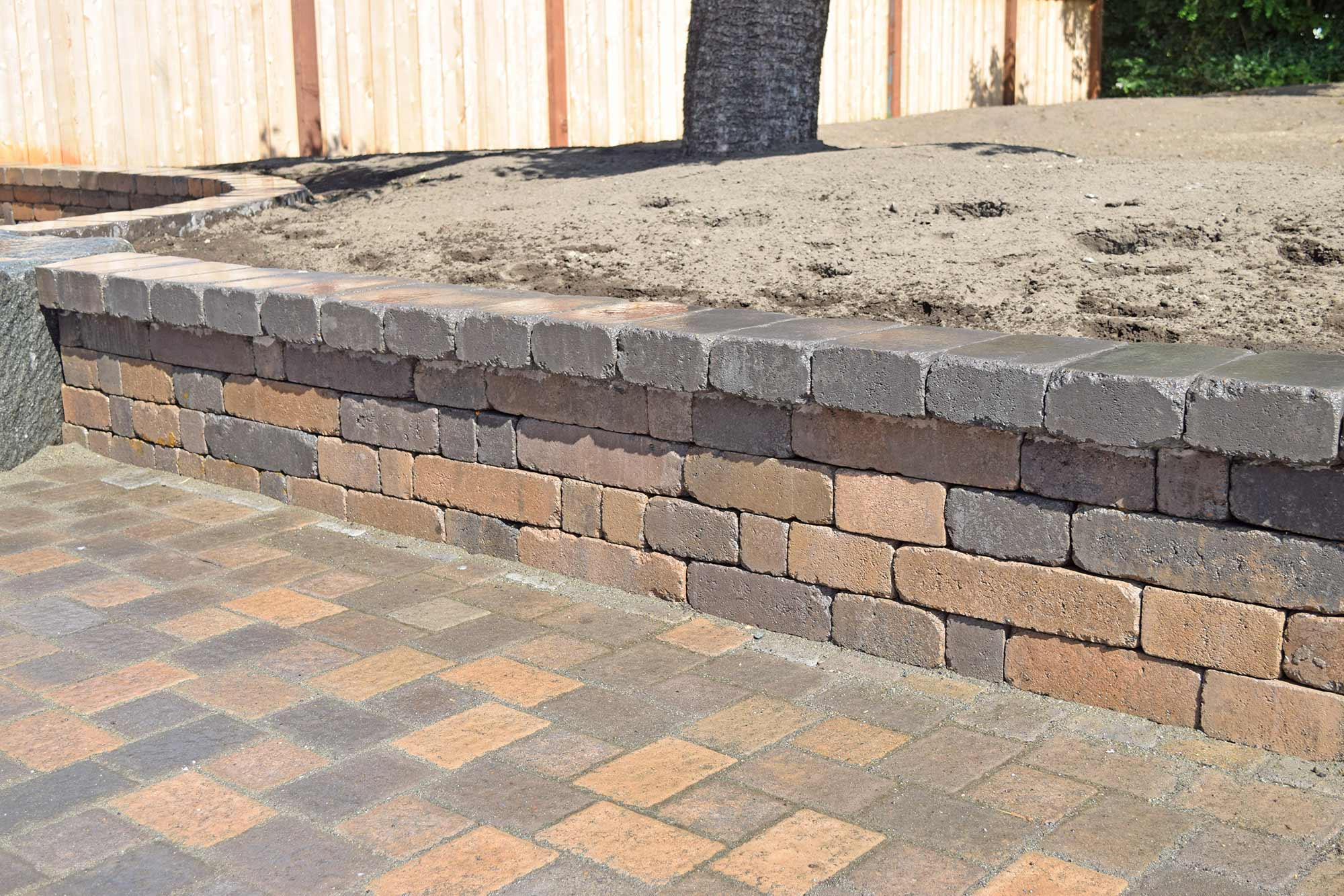 Renovating Our Own Tumwater Property La Pietra Paver