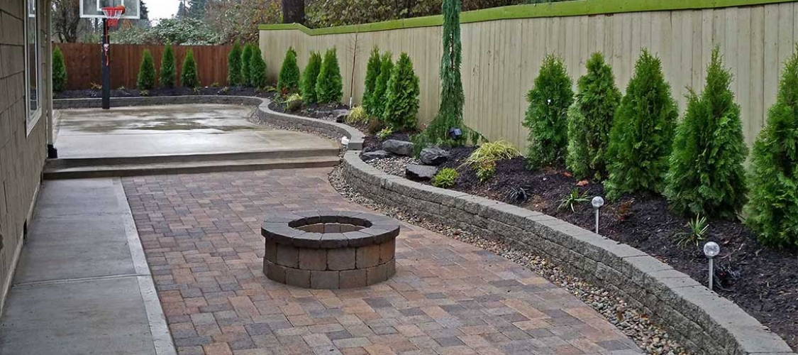 Landscaping Fence Installation Retaining Walls Olympia