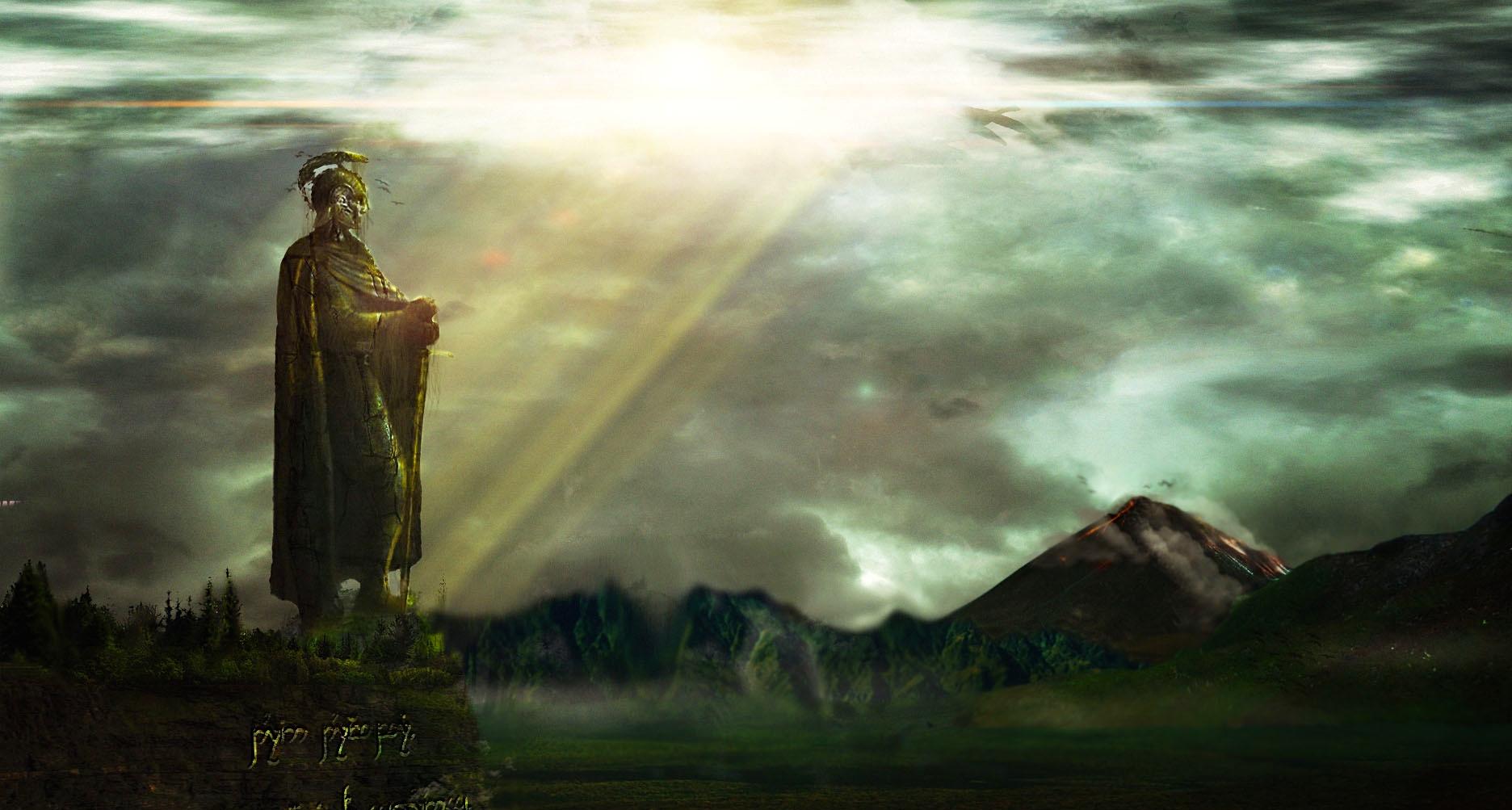 Mrsuicidesheep Wallpaper Fall J R R Tolkien Beowulf A J Carlisle