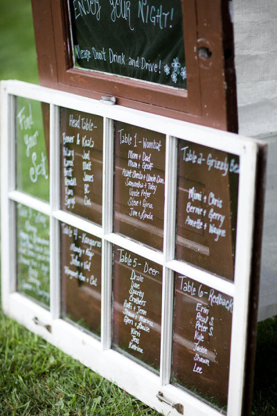 Are Seating Charts The Next Big Thing For Weddings? Planning It All