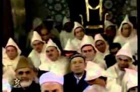 شاهد كيف تعامل الــملك الحسن الثاني رحمه الله مع شاعر مدحه في ليلة القدر