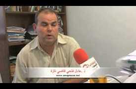 """عادل فتحي: """"وجهت تظلما لصاحب الجلالة (فيديو)"""""""