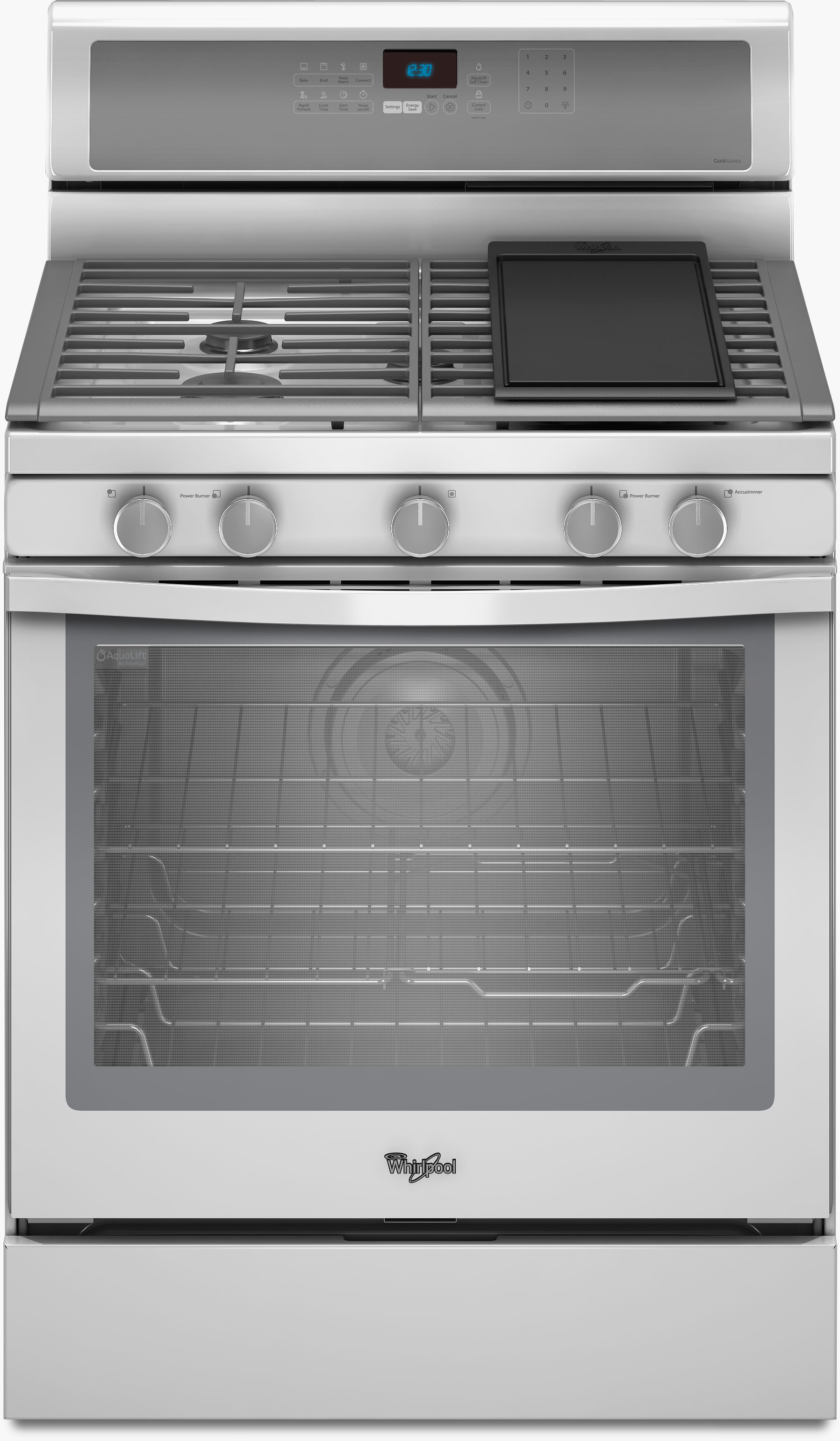 Countertop Warming Drawer Whirlpool Wfg710h0ah 30 Inch Freestanding Gas Range With 4