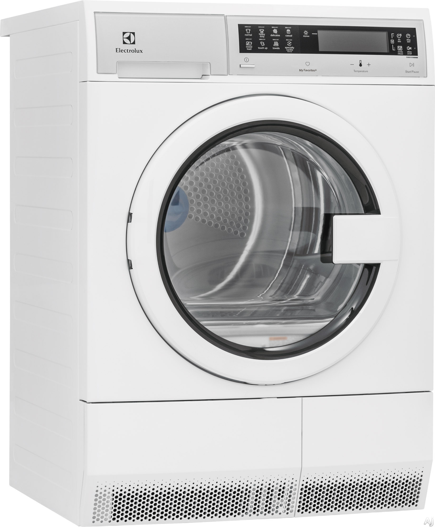 Electrolux Condenser Dryer Electrolux Eied200qsw 24 Quot Ventless Electric Dryer With 4 3