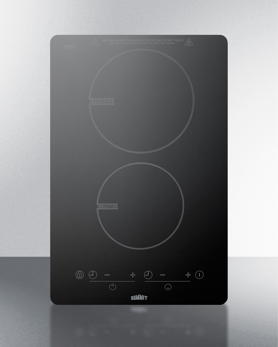 Plaque Induction Portable Professionnelle Summit 13 Inch Induction Cooktop