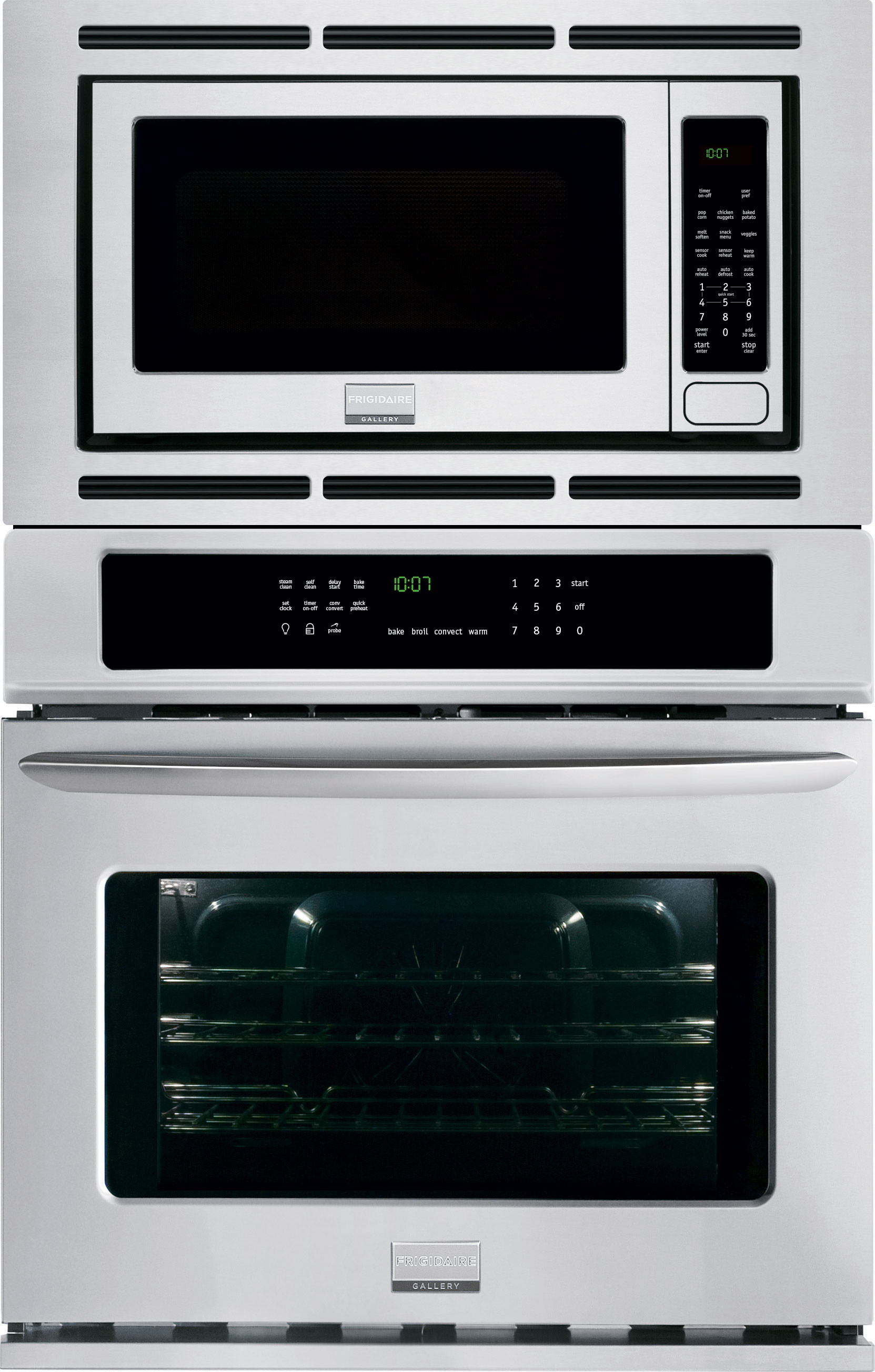 Combination Microwave Oven Frigidaire Gallery Series Fgmc2765pf