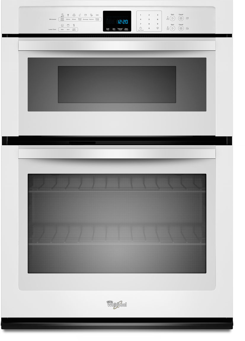 Combination Microwave Oven Whirlpool Woc54ec0aw