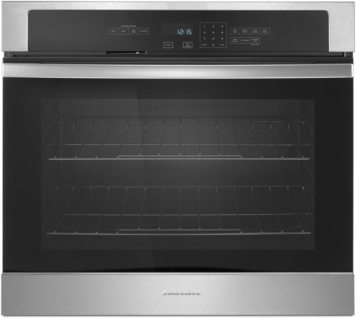 30 Wall Ovens Amana 30 Inch Single Electric Wall Oven