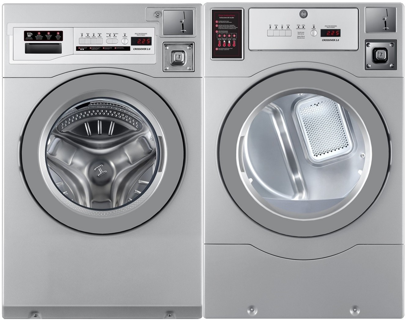 Washer And Dryer Calgary Crossover Crossover 2 Side By Side Washer Dryer Set