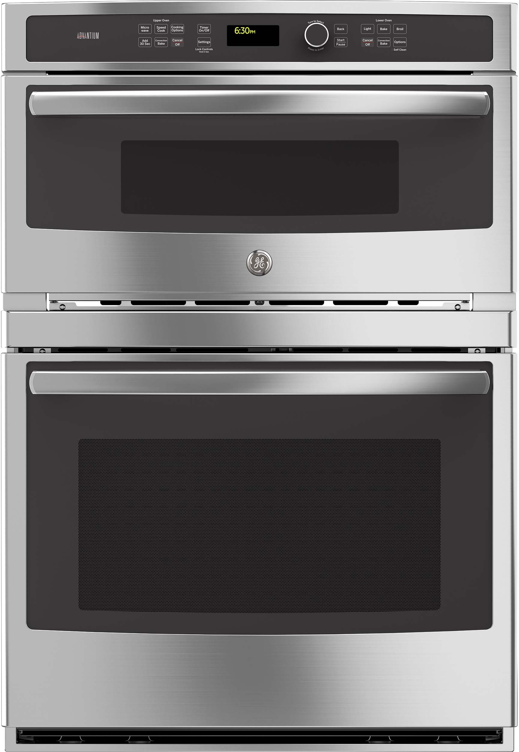 Combination Microwave Oven Ge Profile 30 Inch Built In Combination Wall Oven