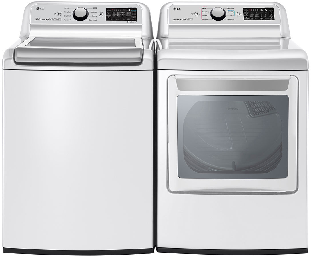 Appliances Packages Sale Lg Side By Side Washer Dryer Set