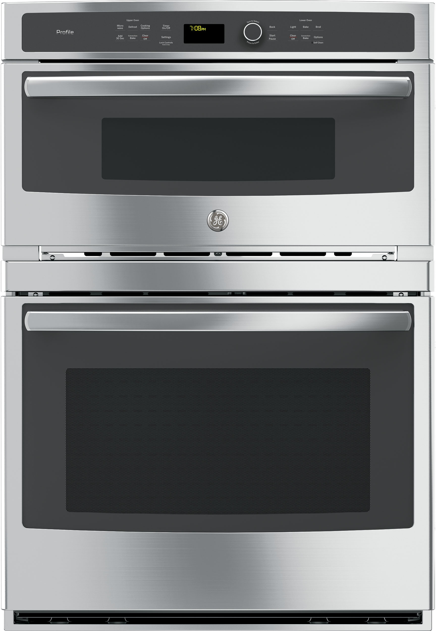 30 Wall Ovens Ge Profile Pt7800shss