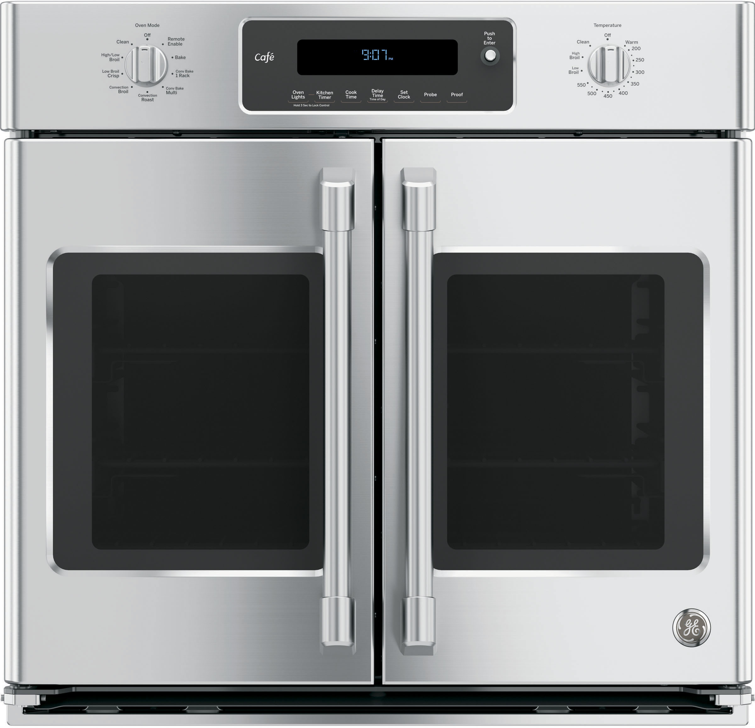 Electric Ovens For Sale Cafe 30 Inch Smart Single French Door Electric Wall Oven