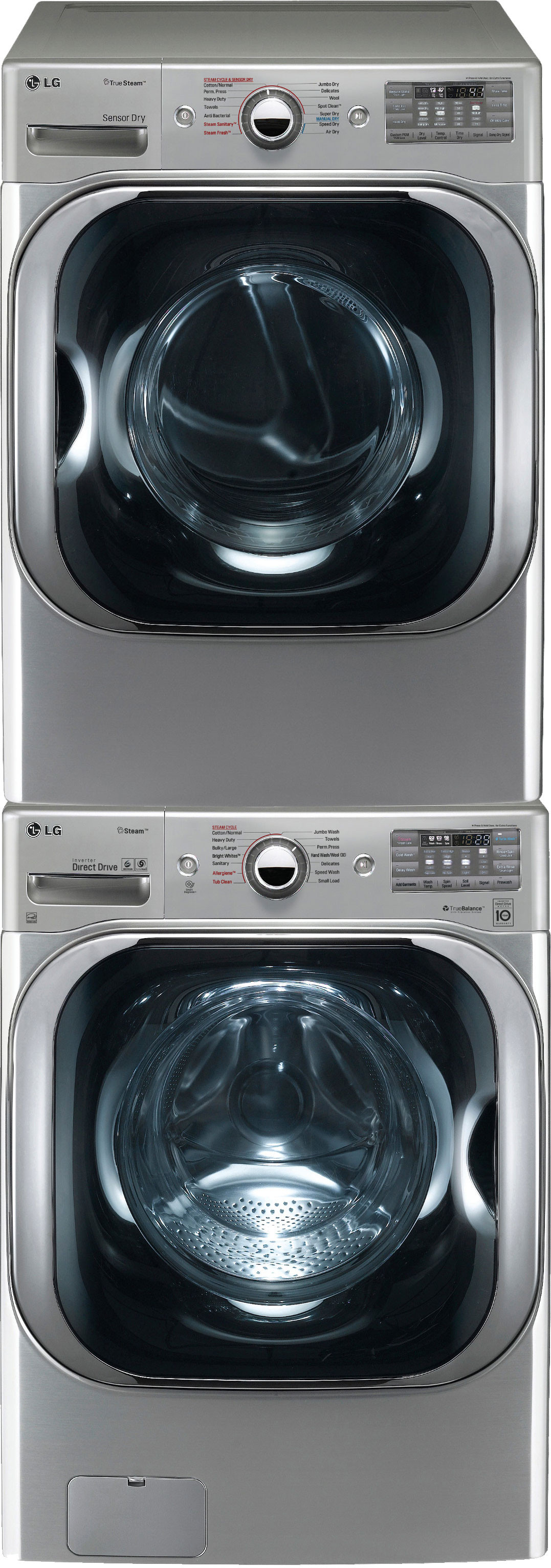 Appliances Packages Sale Lg Stacked Washer Dryer Set