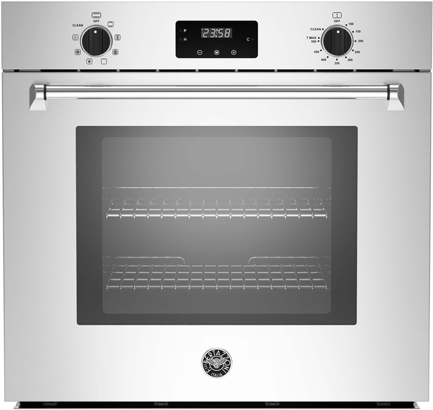 30 Wall Ovens Bertazzoni Master Series 30 Inch Single Electric Wall Oven