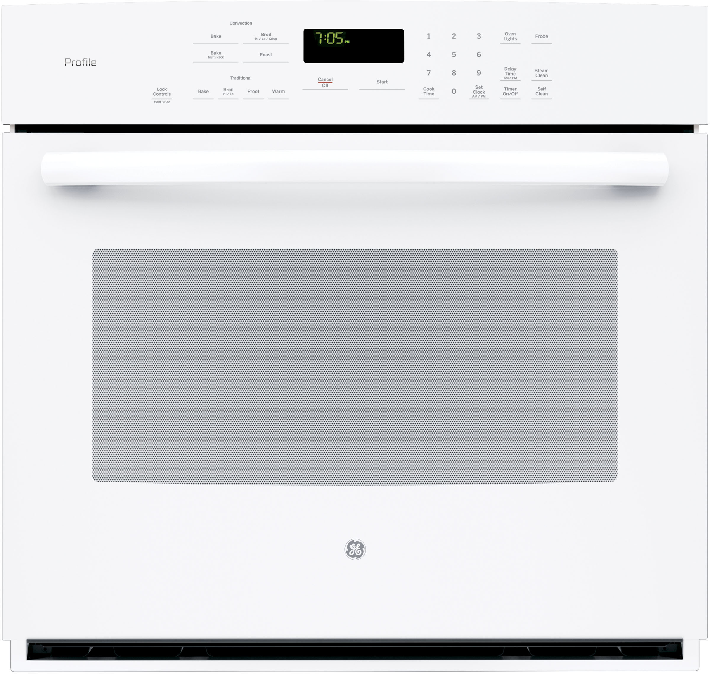 30 Wall Ovens Ge Profile Pt7050dfww