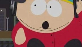 South Park - Cartman singing