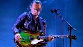 BARCELONA - JUN 3: Radiohead (band) perform in concert at Primavera Sound 2016 Festival on June 3, 2016 in Barcelona, Spain.; Shutterstock ID 448529482; PO: radiohead