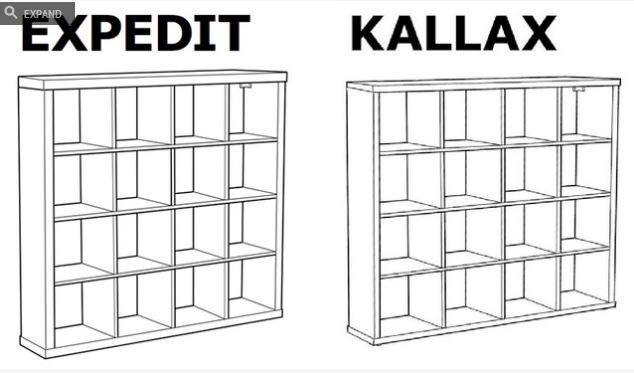 Kallax Vs Expedit : a journal of musical thingswhy ikea is discontinuing the vinyl lovers 39 favourite shelving unit ~ Markanthonyermac.com Haus und Dekorationen