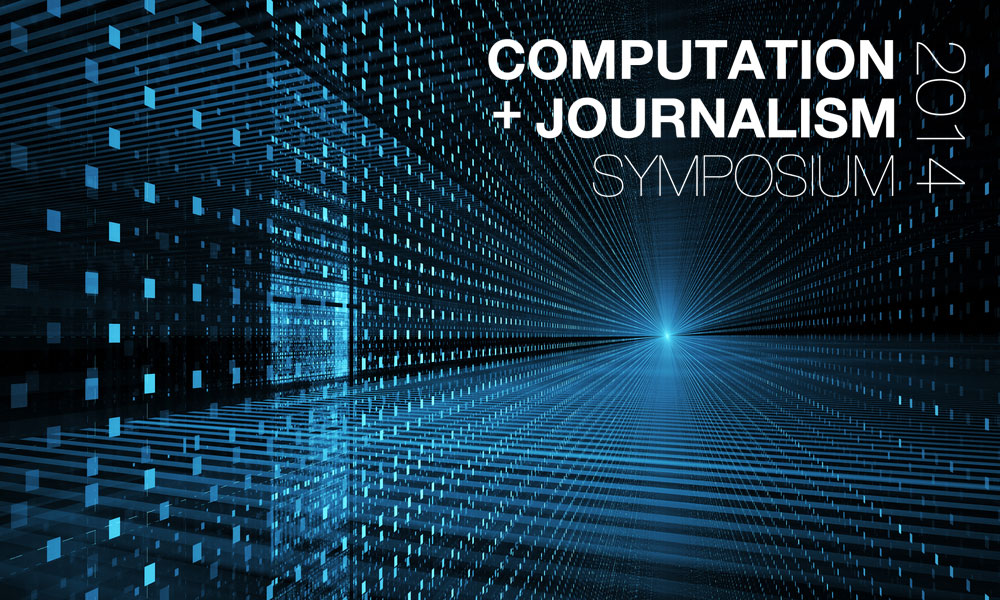 Where Journalism Meets Computer Science Charting a New Future - computer scince projects