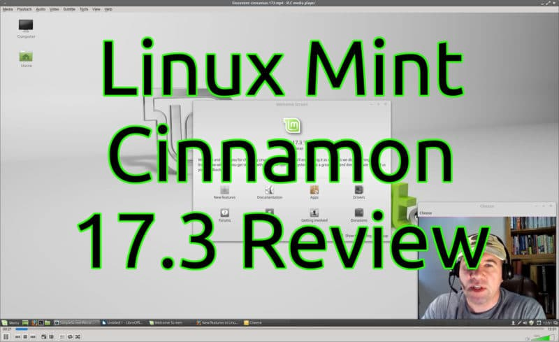 Linux Mint 17.3 Cinnamon Review