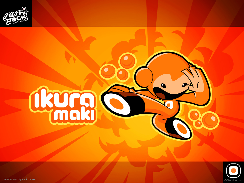 Cute Artsy Wallpapers Download Sushi Pack Screensavers Wallpapers And Aim Icons